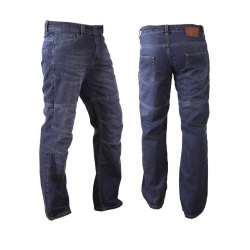 TECH90 Kevlar Kot City Jean Motosiklet Pantolonu
