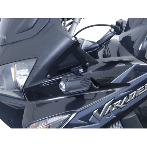 HAWK Light Mount Set Siyah Honda XL 1000 V (\'07 - ) NSW.01.004.10200/B