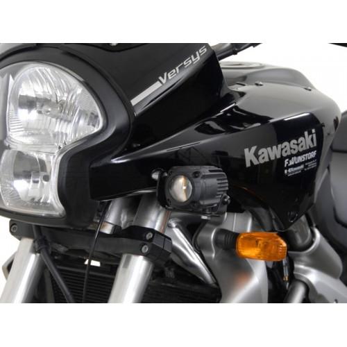 HAWK Light Mount Set Siyah Kawasaki Versys (\'07 - \'09) NSW.08.004.10100/B