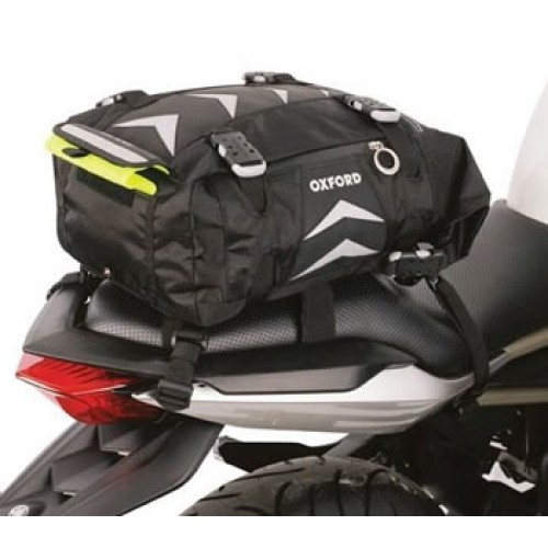 OXFORD Roll Top Waterproof Luggage Rack OL310 Motosiklet Çantası