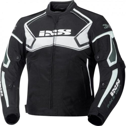 IXS Activo Siyah Motosiklet Ceketi