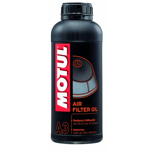 MOTUL A3 AIR FILTER OIL 1 LİTRE