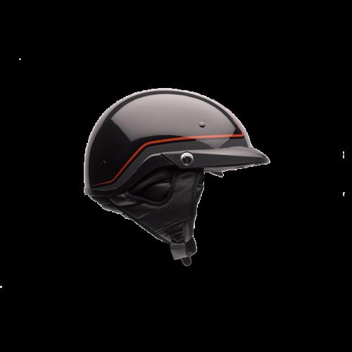 Bell PS Pit Boss Kask- Turuncu/Siyah Açık Kask