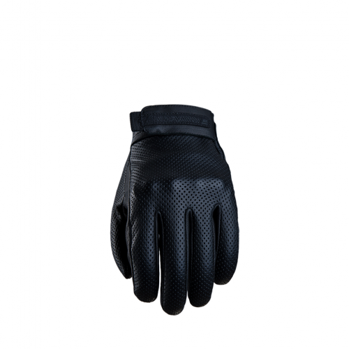 FIVE GLOVES MUSTANG BLACK MOTOSİKLET ELDİVENİ